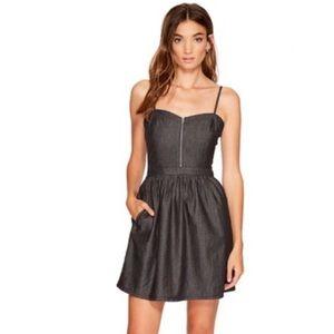Vans Denim Zip Up Dress 🖤